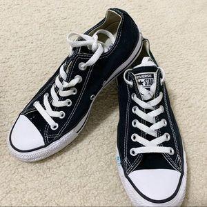 Converse CTAS 8.5 Black Classic Low Top Shoes